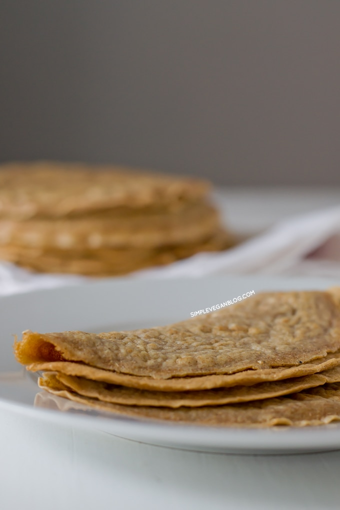 Recette crepe protein stunning these are the most versatile keto crepes i have ever made take a - Crepes vegan recette ...