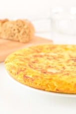 Tortilla or Spanish Omelette