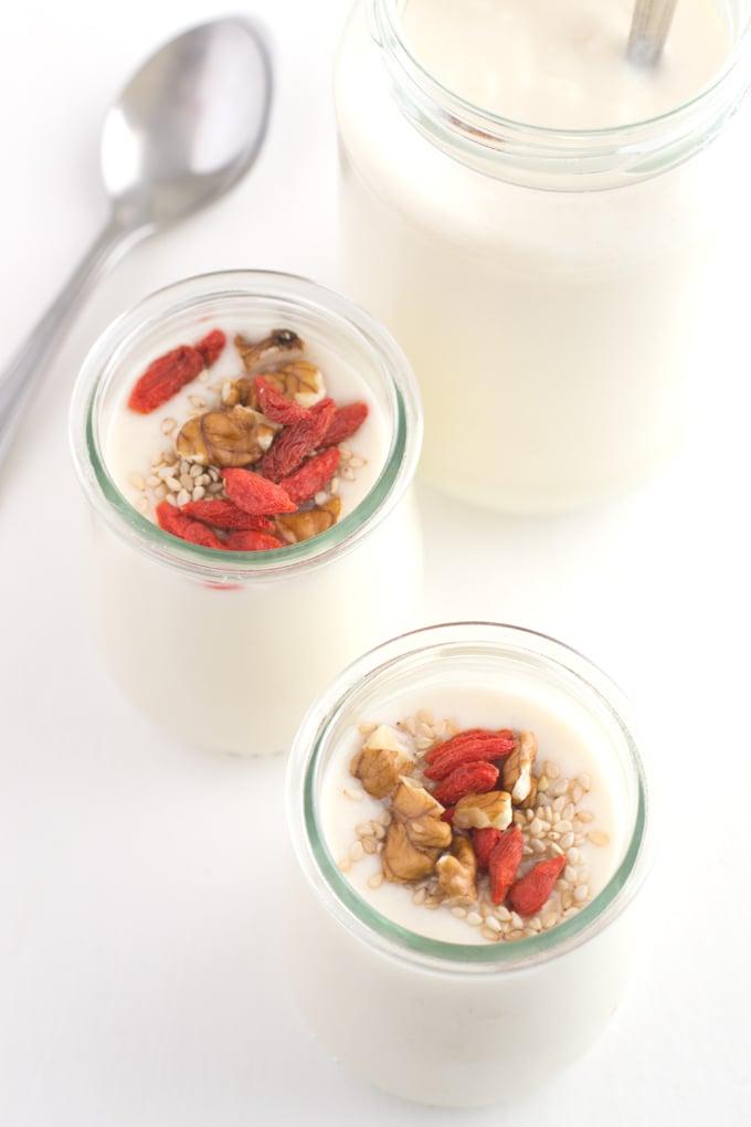 Soy Yogurt - Simple Vegan Blog