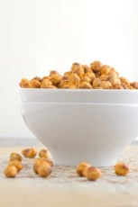 Spicy Chickpeas | simpleveganblog.com #vegan