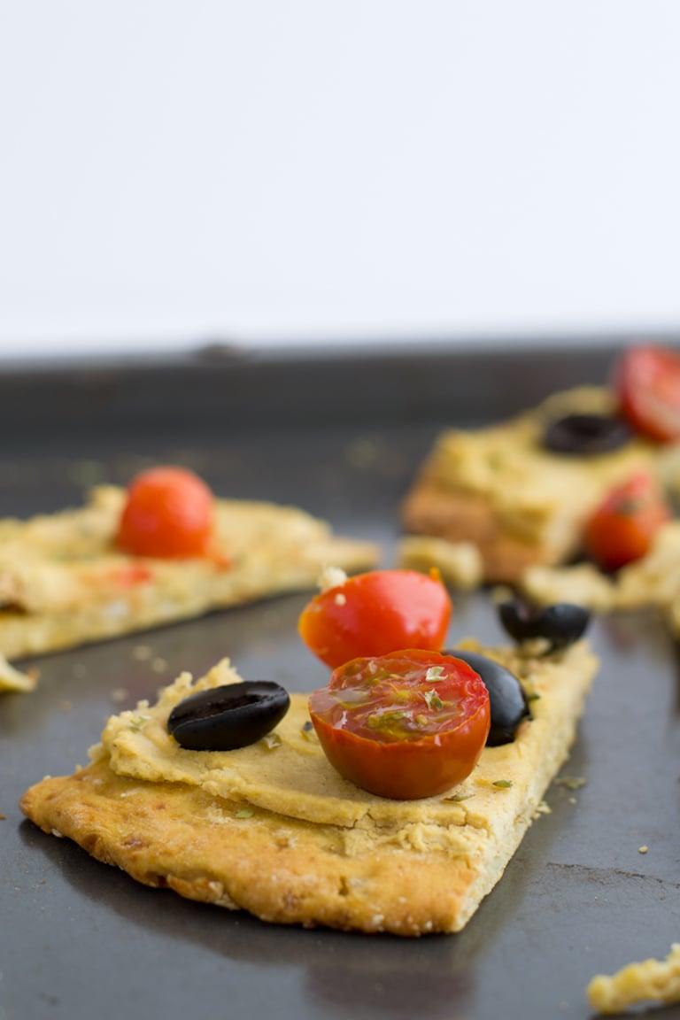 Pizza recipe   #vegan and gluten free