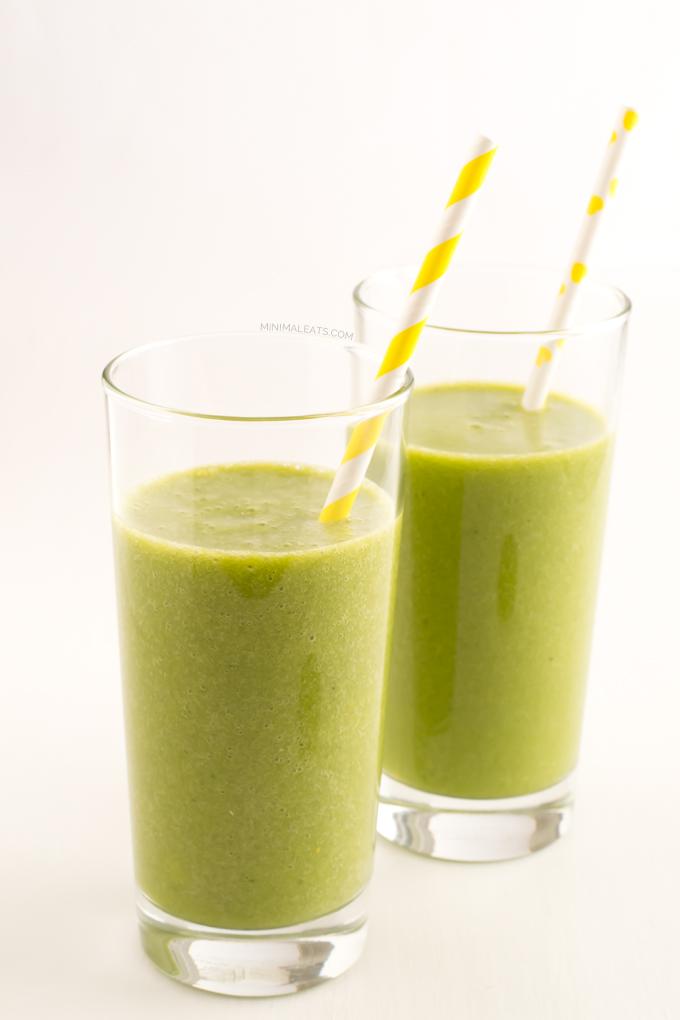 Green smoothie | minimaleats.com