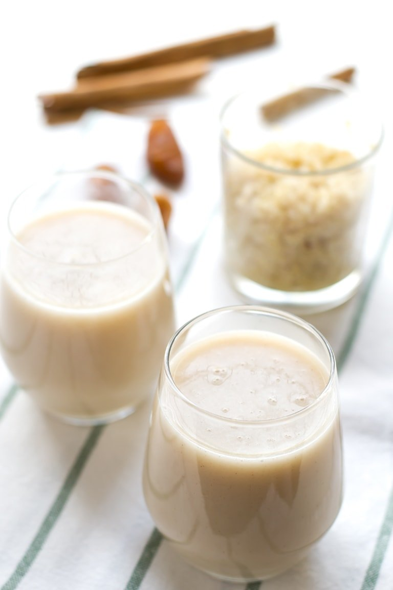 Homemade Quinoa Milk. Delicious homemade quinoa milk. If you like oat milk you need to try this recipe. Quinoa is an excellent source of protein and it also tastes amazing