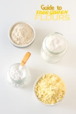 Guide To Gluten Free Flours