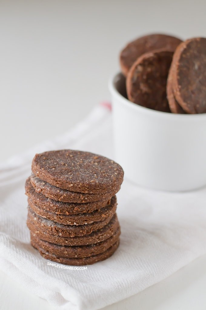 Homemade Oreos (Gluten-Free) | Simple Vegan Blog