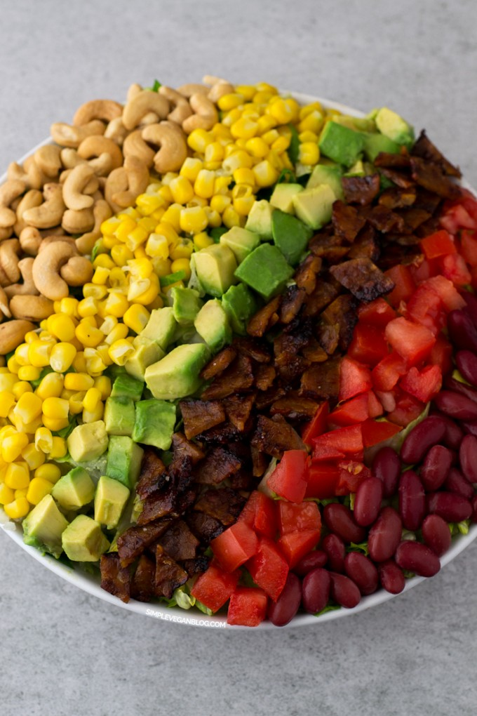 Vegan Cobb Salad