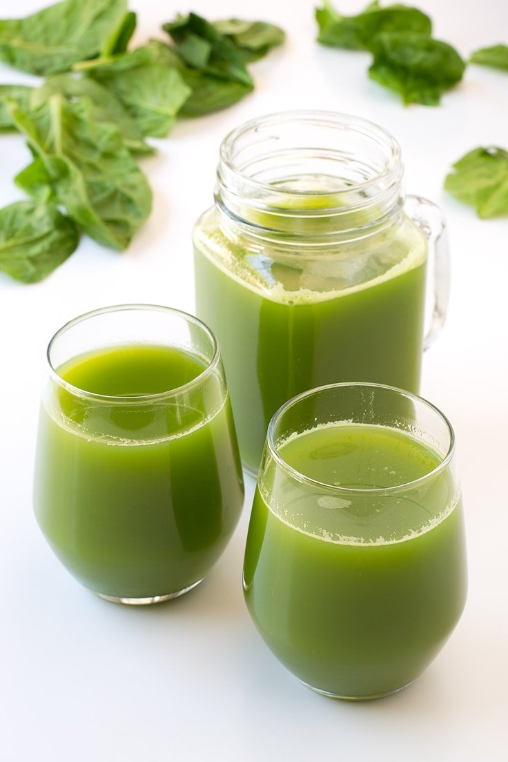 Slow Juicer Detox : Detox Green Juice Simple vegan Blog