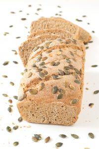 Easy Rye and Spelt Bread