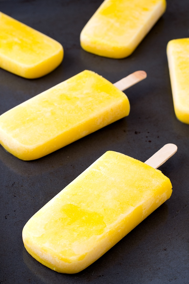 Coconut And Mango Rice Pudding Pops Recipes — Dishmaps