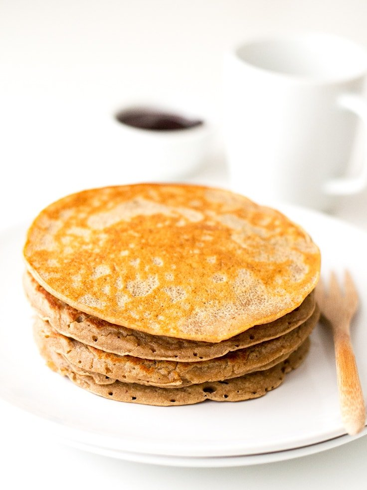 Oil-free-pancakes-vegan-and-glutenfree
