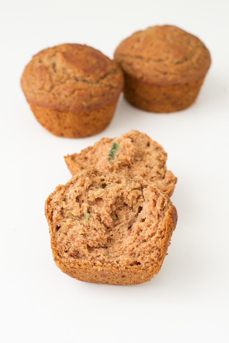 Gluten free vegan muffins | simpleveganblog.com #vegan #glutenfree #healthy