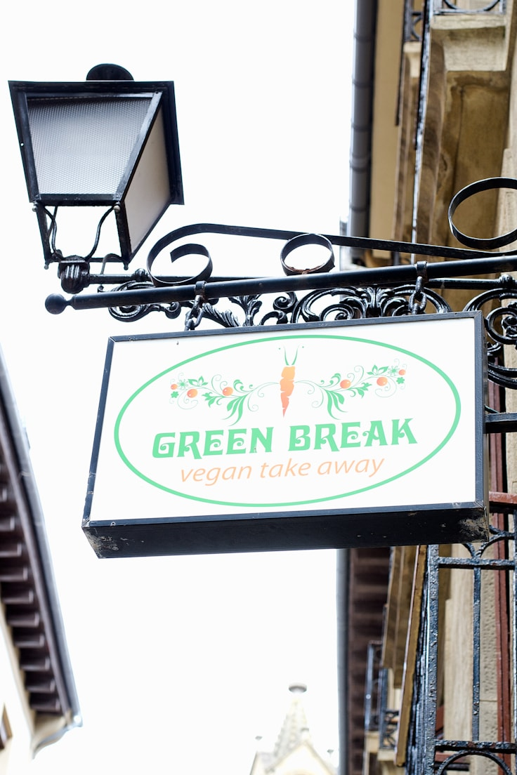 Green Break: Vegan Restaurant in San Sebastian (Spain) | simpleveganblog.com #vegan