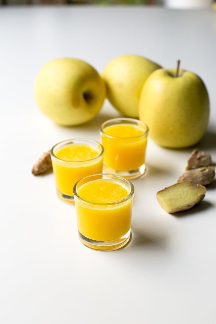 Natural immune boosting shots | simpleveganblog.com #vegan #glutenfree