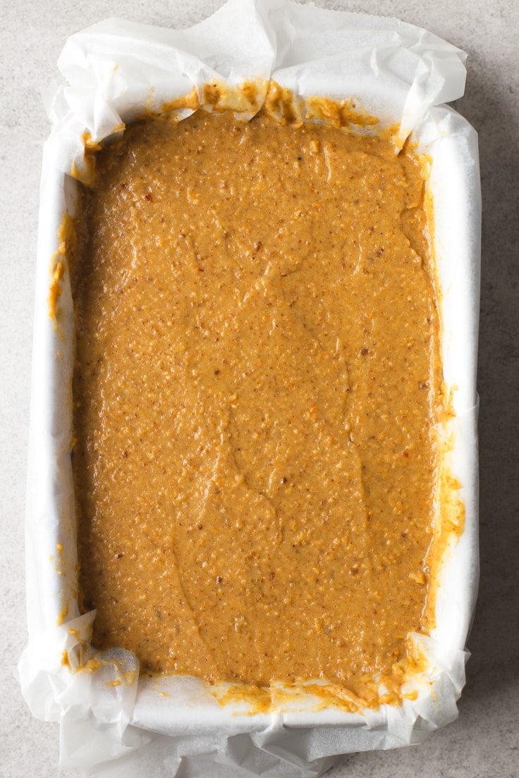 Vegan pumpkin pie fudge step by step | simpleveganblog.com #vegan #glutenfree