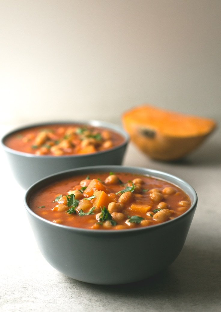 stew recipe - You need to give this Spanish pumpkin and chickpea stew ...