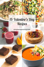 15 Valentine's Day Recipes