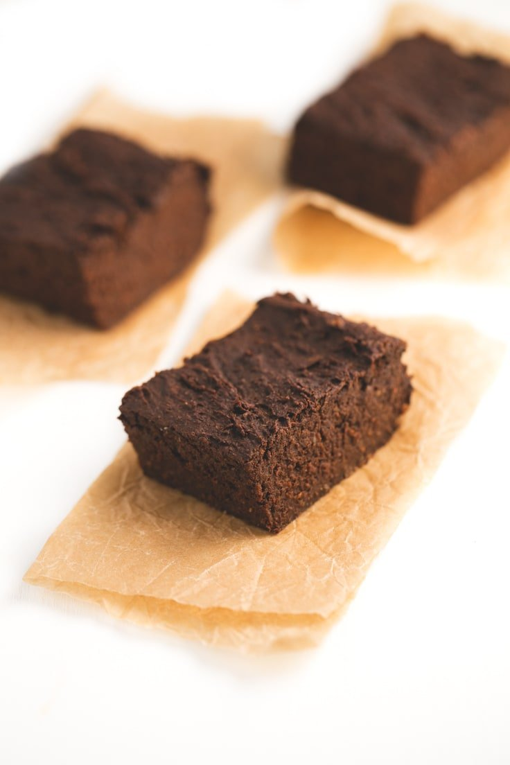 5 Ingredient Sweet Potato Brownies Simple Vegan Blog