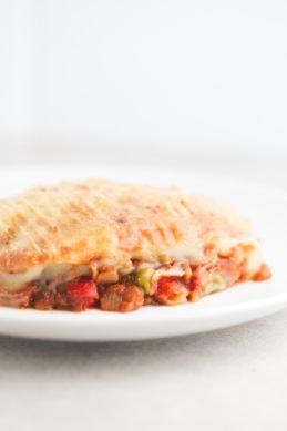 Low Fat Vegan Shepherd's Pie