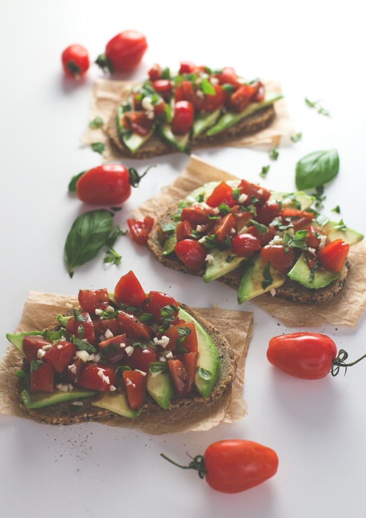 10 Vegan Appetizer Recipes | Simple Vegan Blog