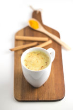 Turmeric latte - This turmeric latte is perfect for those of you that want a healthy alternative to coffee. We love it because is so delicious, healthy and creamy.