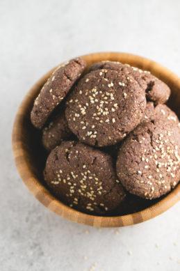 Vegan Gluten Free Spanish Chocolate Polvorones