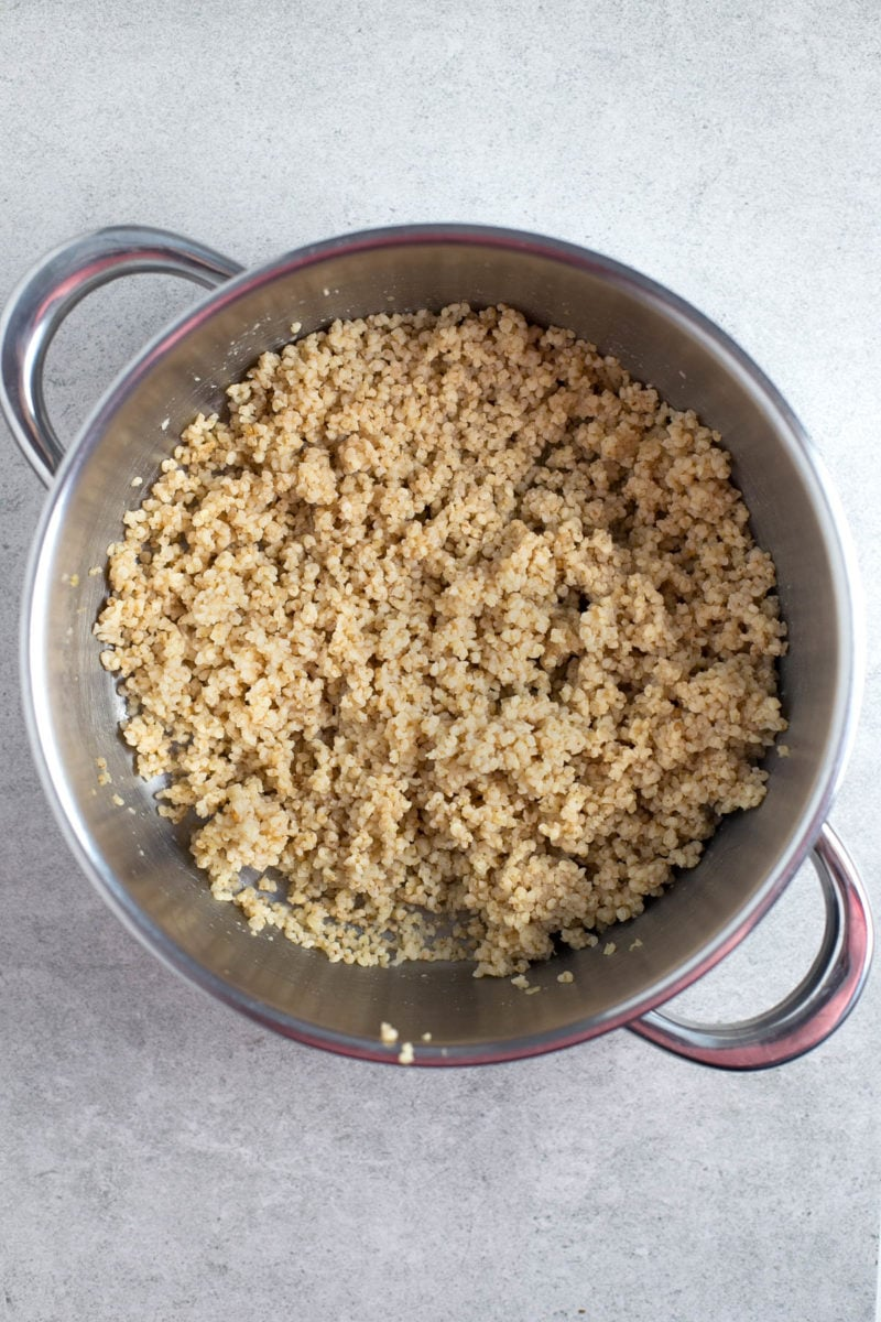 How to cook millet - How to cook millet. It's so easy, you just need water, millet and tamari. Feel free to add your favorite ingredients to enhance the flavor.