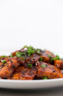 Korean Style Spicy Tofu