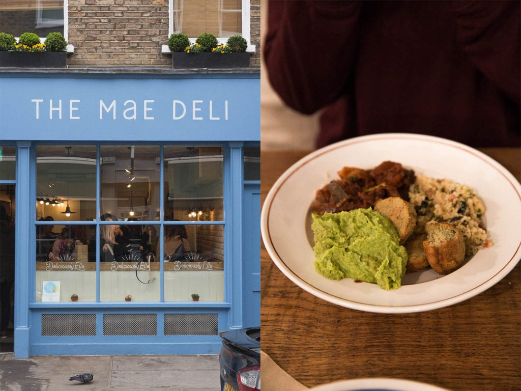 The Mae Deli Seymour Place