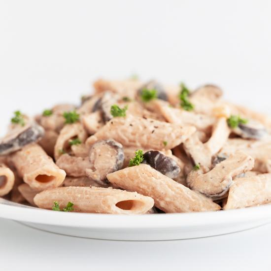 Vegan Mushroom Pasta Simple Vegan Blog