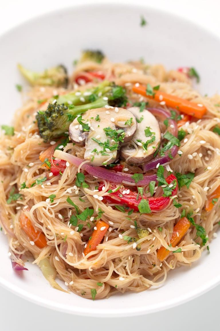 10 Vegan Asian Style Recipes Simple Vegan Blog