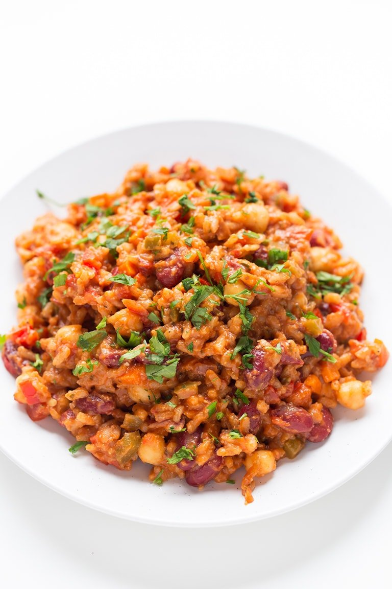 Simple vegan jambalaya simple vegan blog simple vegan jambalaya this simple vegan jambalaya is a super tasty satisfying and nutritious forumfinder