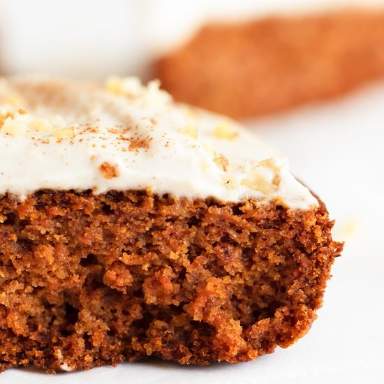 Vegan Pumpkin Cake Gluten Free Simple Vegan Blog