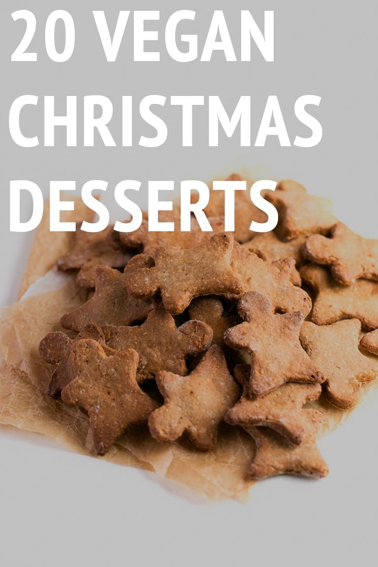 20 vegan christmas desserts simple vegan blog