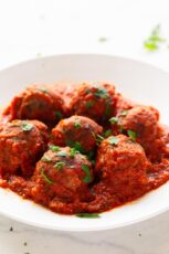 Vegan Meatballs