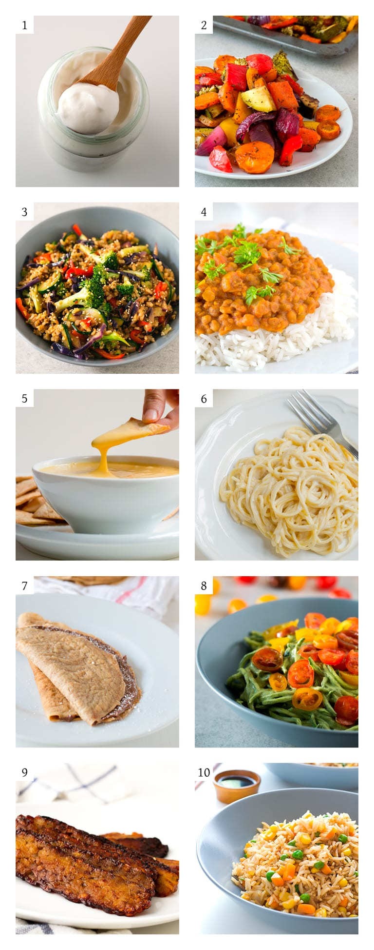 Our 10 Most Popular Recipes of 2017