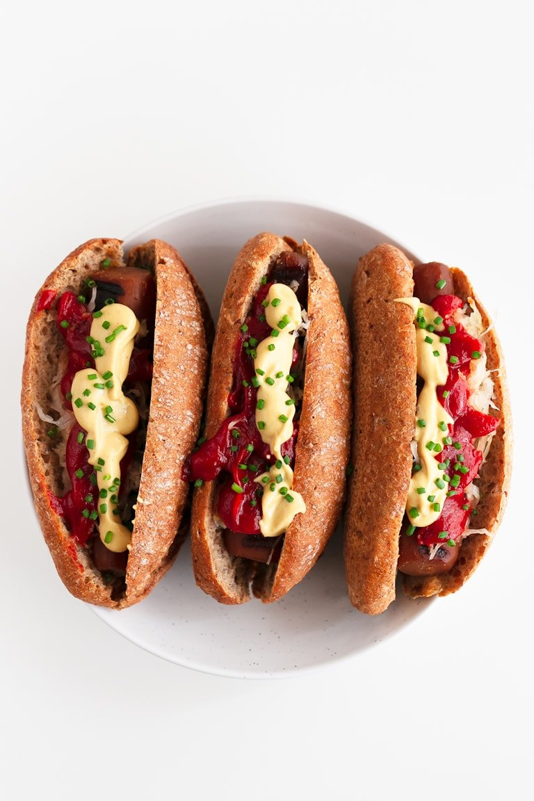 Vegetarian Hot Dogs Unhealthy