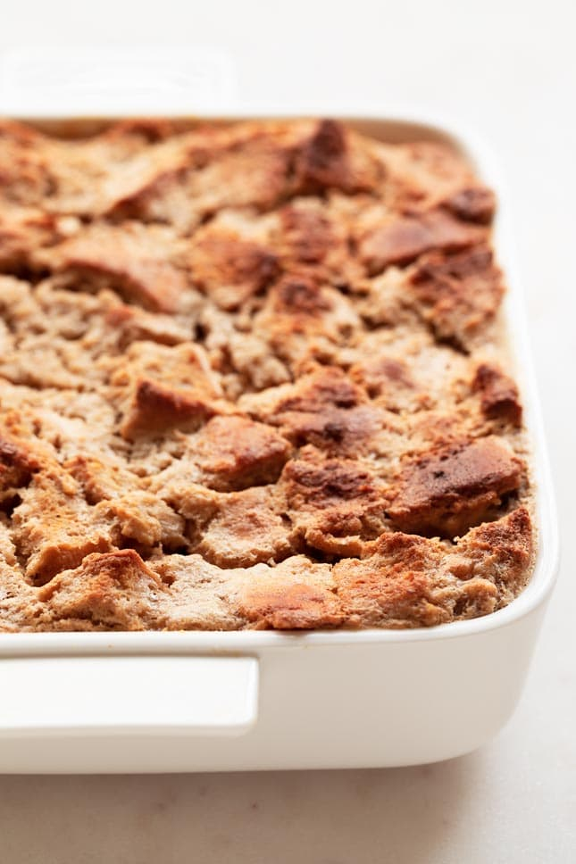 Vegan Bread Pudding