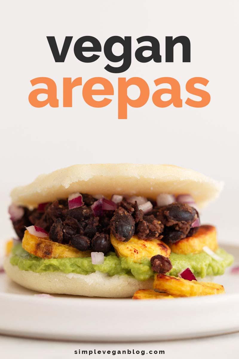 Vegan Arepas